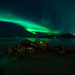 The Bay - Northern Lights - Lofoten