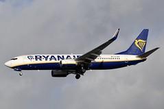 EI-GDH (LIAM J McMANUS - Manchester Airport Photostream) Tags: eigdh ryanair fr ryr boeing b737 b738 738 b73h 73h boeing737 boeing737800 egcc manchester man