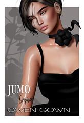 Gwen Gown AD2 (junemonteiro) Tags: jumo originals chic glamour feminine maitreya belleza slink