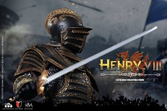 COOMODEL 20190516 CM-SE045 Henry VIII (Lion Version) - 02 (Lord Dragon 龍王爺) Tags: 16scale 12inscale onesixthscale actionfigure doll hot toys coomodel