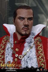 COOMODEL 20190516 CM-SE046 Henry VIII (Red Dragon Ver) - 03 (Lord Dragon 龍王爺) Tags: 16scale 12inscale onesixthscale actionfigure doll hot toys coomodel