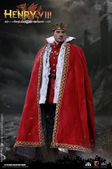 COOMODEL 20190516 CM-SE046 Henry VIII (Red Dragon Ver) - 01 (Lord Dragon 龍王爺) Tags: 16scale 12inscale onesixthscale actionfigure doll hot toys coomodel