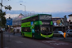 899 - 702 Reading Station (Gellico) Tags: reading buses optare metrodecker greenline 702 899