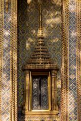 Phra Ubosot, Wat Ratchabophit (aey.somsawat) Tags: architecture bangkok buddhisttemple ornaments ornamentsinthaiarchitecture temple thaiarchitecture thailand ubosot wat watratchabophit