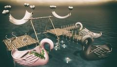Water playground (AιѕƖe) Tags: goose cosmopolitan since1975 gimmegacha gacha gachagarden secondlife