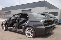 Alfa Romeo 156 1.8 TS 30-10-2003 19-NK-JK (Fuego 81) Tags: alfa romeo 156 2003 19nkjk onk sidecode6