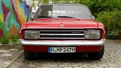 Opel Rekord C Coupe (vwcorrado89) Tags: opel rekord c coupe 1900 l