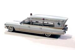 Cadillac Miller-Meteor Guardian Ambulance '60 (yannick1981) Tags: cadillac miller meteor guardian ambulance brooklin community service vehicles csv16 143 1960