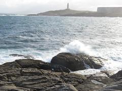 IMG_9070 (jesust793) Tags: torre hercules tower coruña mar olas rocas