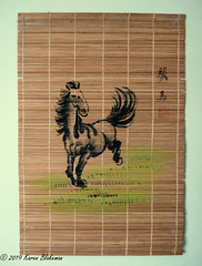 Challenge Friday, week 19, theme yourstarsign(3) Chinese zodiac - horse, wood (karenblakeman) Tags: challengefriday cf19 yourstarsign chinese horse wood may 2019 uk