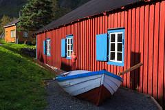 20180827-Canon EOS 6D-5429 (Bartek Rozanski) Tags: nordland norway village house red cabin rorbu boat fishing lofoten moskenesoya å moskenesøya norge noreg museum exhibition