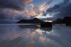 20180827-Canon EOS 6D-5181 (Bartek Rozanski) Tags: flakstad nordland norway island mountains coast arctic sea norwegian beach sunrise skagen lofoten skagsanden flakstadøya norge noreg flakstadoya