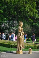 Київ, Ботанічний сад імені Гришка  Цвіте бузок InterNetri Ukraine 01