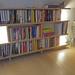 Bookcase finished