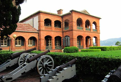 Former British Consular Residence