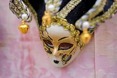 Masque de Venise (DelBi_Photo) Tags: masque venezia italy