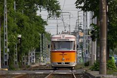 1233 (Adamkings14) Tags: fvv csm–4 bengáli bkv budapest nosztalgiajárat nosztalgia 1233 fehér út villamos