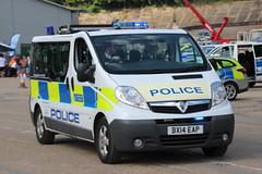 BX14 EAP (JKEmergencyPics) Tags: london metropolitan police vauxhall vivaro rpu roads policing unit equipment carrier station response van irv incident 999 emergency vehicle met car outdoor bx14eap bx14 eap