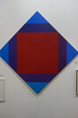 Max Bill 'Roter Kern' / 'Red Core' (hanneorla) Tags: maxbill'roterkern''redcore' 1972 artbasel2018 switzerland