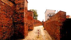 opr | stadtmauer (stoha) Tags: opr wk wittstock dosse wittstockdosse brandenburg stadtmauer walls muro deutschland stoha soh