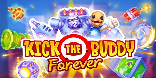 Kick The Buddy Forever image