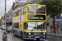 Dublin Bus AV424 (05D10424). (Fred Dean Jnr) Tags: dublinbus volvo b7tl alexander alx400 dublin september2012 shill dublinbusyellowbluelivery busathacliath av424 05d10424 oconnellstreetdublin dublinbusroute16