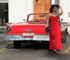 Havana                   Ford Fairlane (Flame1958) Tags: 9766 car automobile americanclassic americanclassiccar americanautomobile havanacar havana cuba 180219 0219 2019