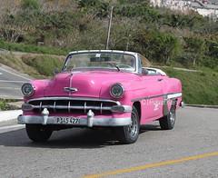 Havana                           Chevrolet (Flame1958) Tags: 9598 car automobile americanclassic americanclassiccar americanautomobile havanacar havana cuba 180219 0219 2019