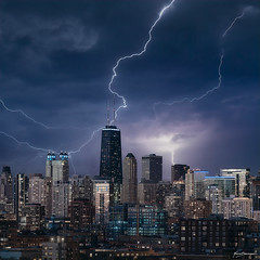 4 POINTS (Nenad Spasojevic) Tags: dramatic trumptower sony nenografiacom crescendo nenad lightning buildings chi a7riii 4points miops windycity night sonyimages compression 2019 stormchasers spasojevic spring evening lightbolt exploration storm architecture explore sonyalpha perspective chicago nenadspasojevicart light illinois il