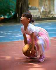 4-6 Yr Old Basketball English Lesson 14 (ArdieBeaPhotography) Tags: boy girl child kids children kindergarten preschooler elementary school age play basketball shoot throw catch pass toss ball leap jump tights white rainbow gauzy skirts trousers shorts shirt tshirt blue glasses court trees shadow leaves tummy navel button bare exposed sandals trainers shoes trackpants outside class learning teaching englishlesson black hair cute pretty beautiful handsome enthusiastic game energetic excited together tamronspaf2875mmf28xrdildasphericalif