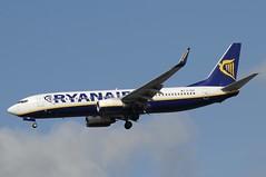 EI-DHH (LIAM J McMANUS - Manchester Airport Photostream) Tags: eidhh ryanair fr ryr boeing b737 b738 738 b73h 73h boeing737 boeing737800 egcc manchester man