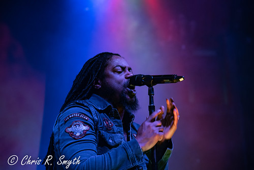 Sevendust fan photo