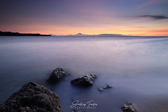 San Fernando Sunrise (engrjpleo) Tags: sanfernando ticaoisland masbate bicolregion philippines sunrise sun sky seascape sea landscape ndfilter longexposure water waterscape rock outdoor seaside shore beach