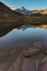 Trasparenze (cesco.pb) Tags: simplonpass passodelsempione rotelsee switzerland svizzera alps alpi canon canoneos60d tamronsp1750mmf28xrdiiivcld montagna mountains