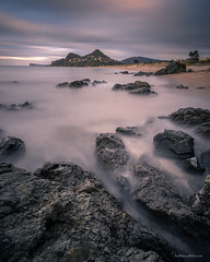 Ocean Beach (hakannedjat) Tags: oceanbeach tairua longexposure sony sonynz sonya7rii a7rii newzealand nz zeiss coromandel