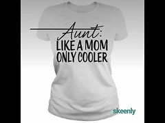 Aunt like Mom only Cooler (Romeo Pui+ : Eros in Love) Tags: aunt like mom only cooler skeenly gifts gift ideas