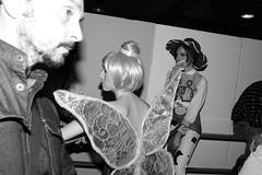 (We Can Fly) (Robbie McIntosh) Tags: leicam9p leica m9p rangefinder streetphotography 35mm leicam autaut candid strangers leicaelmarit28mmf28iii elmarit28mmf28iii elmarit 28mm eyecontact comicon flash peterpan