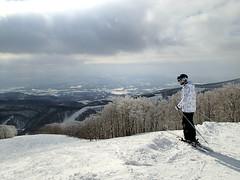 P1304047 (Yiwen103) Tags: 日本 滑雪 星野 磐梯山 溫泉 ski