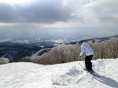 P1304049 (Yiwen103) Tags: 日本 滑雪 星野 磐梯山 溫泉 ski