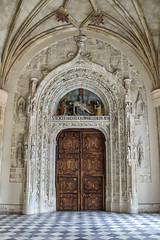 Hall del monasterio (lebeauserge.es) Tags: rascafría madrid elpaular monasterio