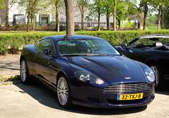 2010 Aston Martin DB9 5.9 V12 (rvandermaar) Tags: 2010 aston martin db9 59 v12 astonmartindb9 astonmartin sidecode7 32txj8