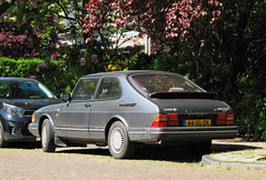 1991 Saab 900 S 2.0 (rvandermaar) Tags: 1991 saab 900 s 20 saab900 sidecode6 44xlzk