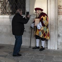 SON01211cropadj (Charlie Jobson) Tags: venice venezia carnevale people costume