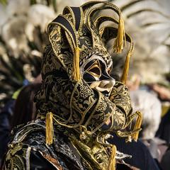 SON01196cropadj (Charlie Jobson) Tags: venice venezia carnevale people costume masks