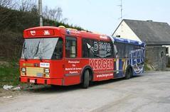 7 183 REVENDU (brossel 8260) Tags: belgique tec charleroi bus