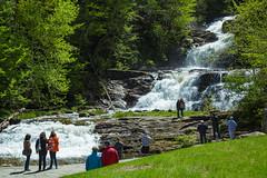 KENTFALLS-11 (Oquendo) Tags: kent falls waterfalls connecticut park state nature