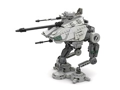 Pod Attack Walker / ATAP