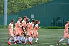 Season 2018-2019: Friendly Anderlecht U12 -  Beerschot Wilrijk U13