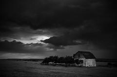Sky (San_Sanych) Tags: sky landscape blackandwhite minimalism crimea mountains небо пейзаж минимализм крым горы чб