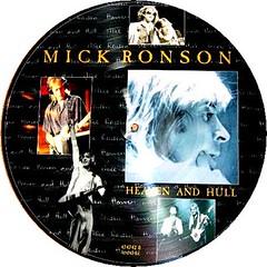 5 - Ronson, Mick - Heaven & Hull - UK - 1994 (Affendaddy) Tags: vinylalbums mickronson heavenhull epic 4747420 uk 1994 1970s1980sukrock collectionklaushiltscher